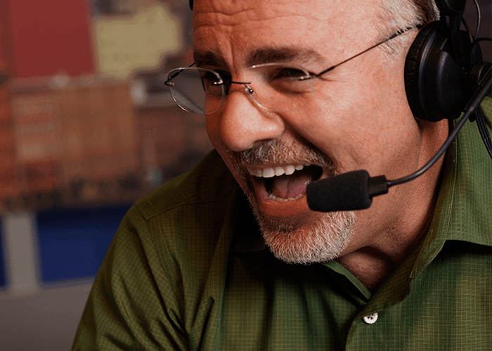Dave Ramsey Web Design